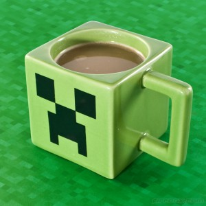 Minecraft Gift Mug